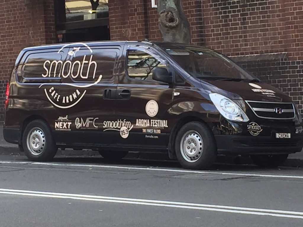 Sydney Ice Cream & Coffee - Smooth FM